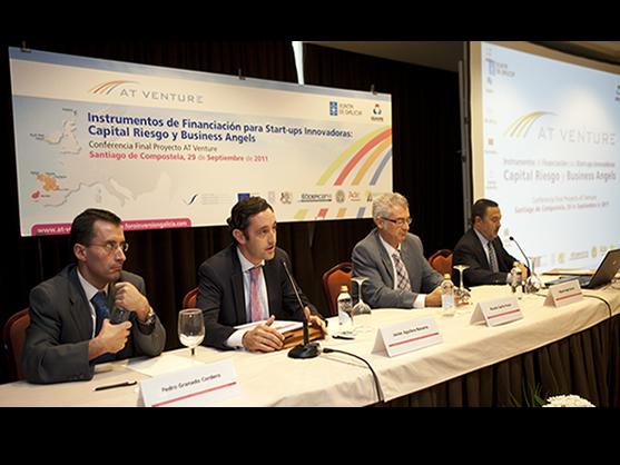 Imagen Conferencia Proyecto AT Venture