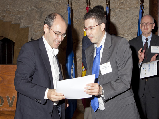 Imagen Foro Internacional AT Venture 2011