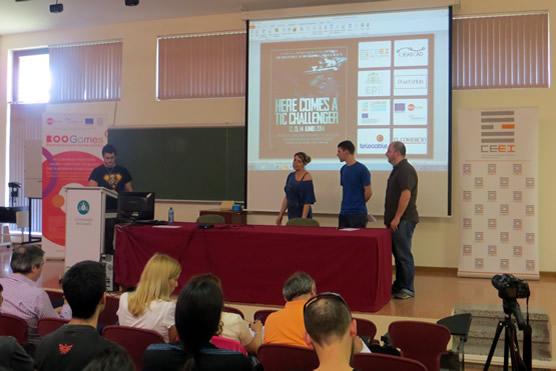 Imagen  I Game Jam Asturias
