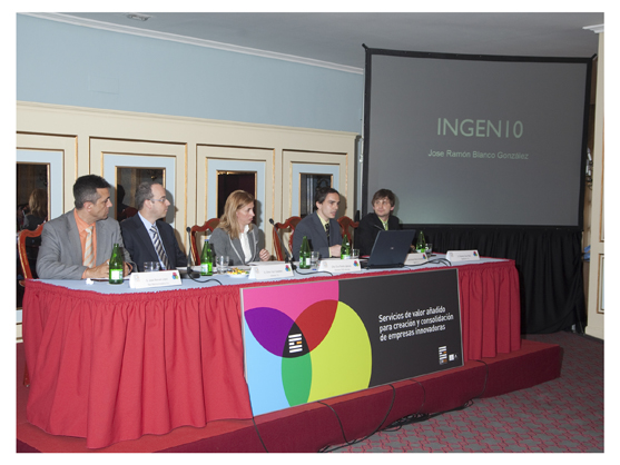 Imagen Conference Added Value Services for innovative companies sta