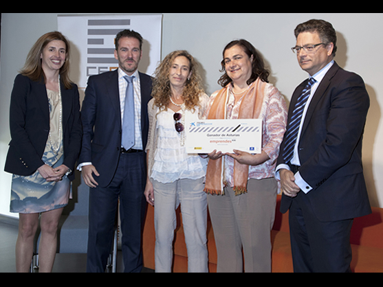 Imagen  Entrega Premio Emprendedor XXI