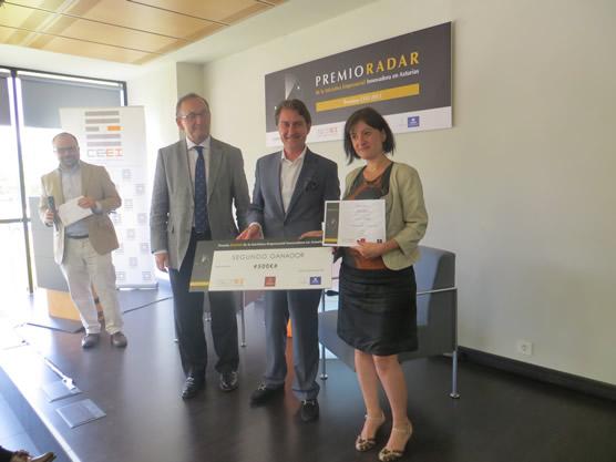 Imagen Entrega Premio RADAR 2013