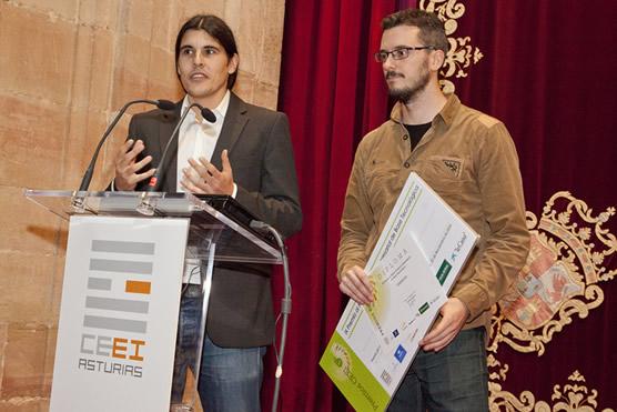 Imagen Entrega Premios CEEI 2014