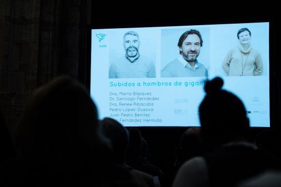 Imagen Entrega Premios CEEI 2018