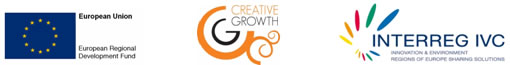 Logos proyecto Creative Growth