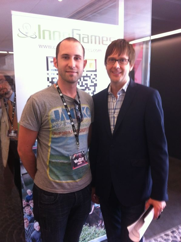 Whoot Games con Mark Cerny