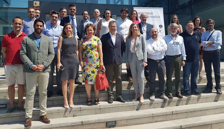 Imagen noticia:  El Centro Europeo de Empresas e Innovación apoya la digitalización de nueve compañías industriales de Gijón.