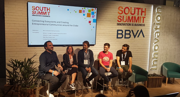 Imagen noticia:  Startups asturianas participan en el South Summit, el mayor escaparate internacional del emprendimiento innovador