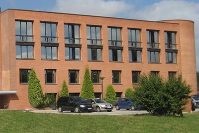 Fotografía del edificio
