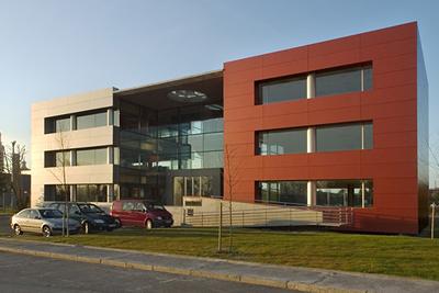 Fotografía Edificio I4.0