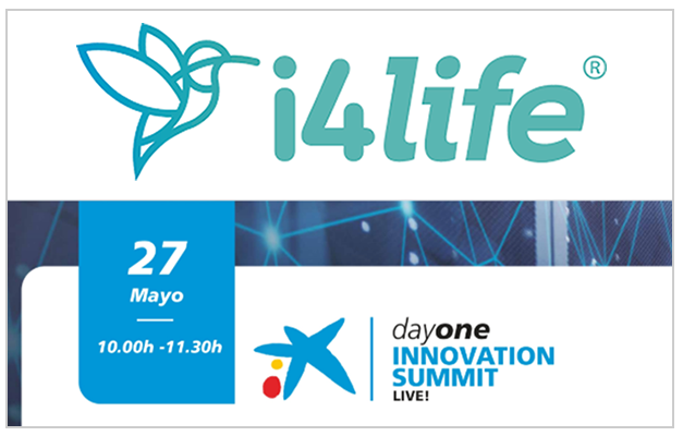 Imagen noticia:  i4life finalista nacional del premio Emprendedor XXI