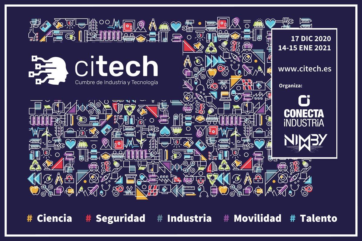 Imagen CITECH. Cumbre de Industria y Tecnología