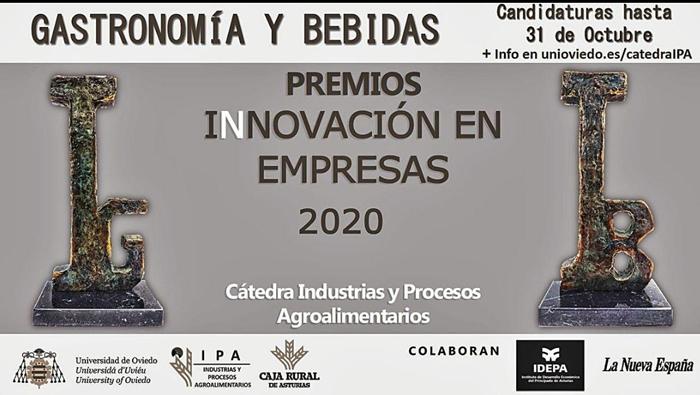 Imagen Fin plazo premios innovación empresas agroalimentarias
