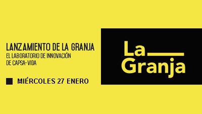 Imagen Jornada de presentación del espacio La Granja
