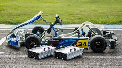 Imagen noticia:  Rothmans Racing en La Cuarta Financiación