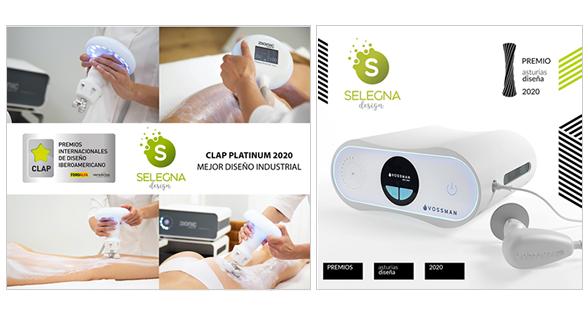 Imagen noticia:  Selegna, Premio CLAP Platinum 2020