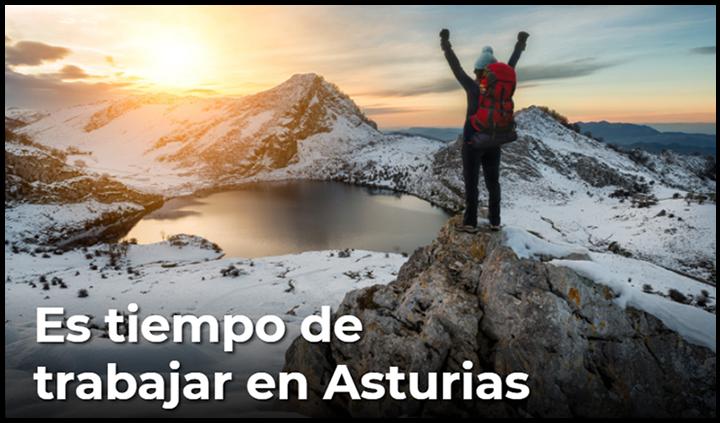 Imagen noticia:  #SafeWorkParadise, teletrabaja desde Asturias