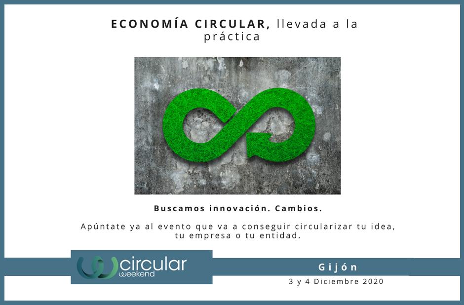 Imagen Circular Weekend Gijón 2020