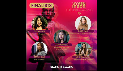 Imagen noticia:  Mariel Díaz, CEO de Triditive, es finalista del Premio Global Women in Tech Startup
