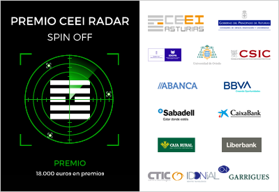 Imagen Fin plazo PREMIO RADAR SPIN-OFF